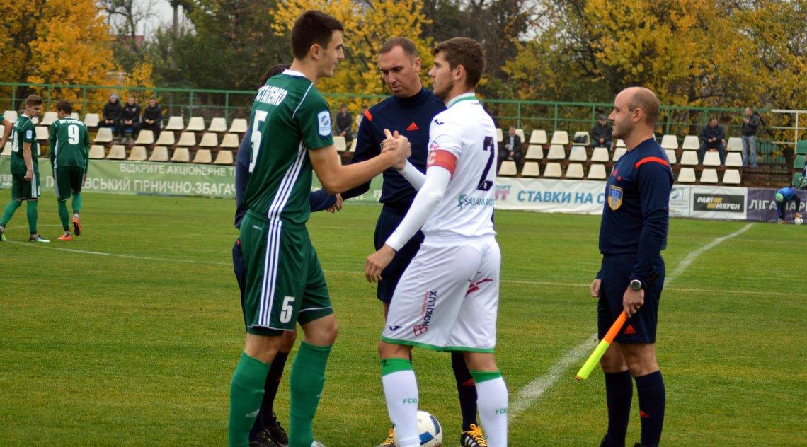У матчі 13-го туру першості України U-21 «Карпати» у гостях зіграли внічию з «Ворсклою»
